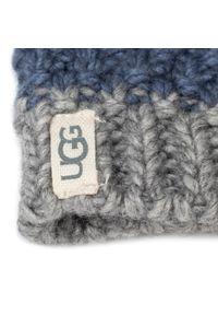 Niebieska czapka zimowa Ugg #7