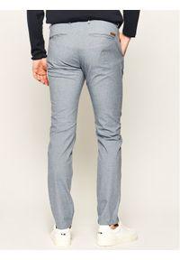 Baldessarini Spodnie materiałowe Jorck 16836/000/2297 Niebieski Slim Fit. Kolor: niebieski. Materiał: elastan, bawełna, materiał #4