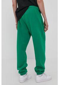 Local Heroes - Spodnie. Kolor: zielony