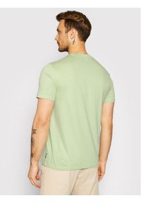 Only & Sons - ONLY & SONS T-Shirt Mikkel 22019089 Zielony Regular Fit. Kolor: zielony