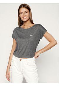 Szary t-shirt Roxy