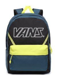 Niebieska torba Vans