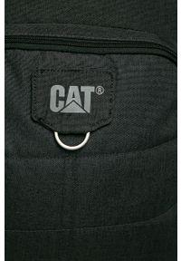 Szary plecak CATerpillar w paski