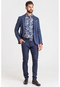 JOOP! Jeans - MARYNARKA HARPER-J Joop! Jeans. Wzór: gładki. Styl: klasyczny, elegancki, sportowy