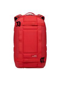 Czerwony plecak Douchebags casualowy