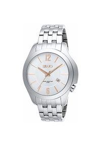 Srebrny zegarek Liu Jo klasyczny