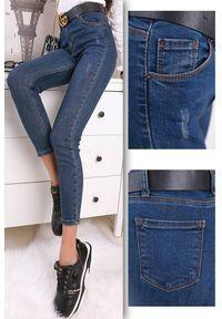 Niebieskie jeansy IVET casualowe, na co dzień