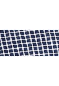 Niebieska koszula TOP SECRET z długim rękawem, długa