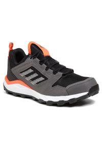 Szare buty do biegania Adidas z cholewką, Adidas Terrex