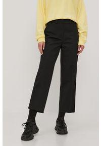 Volcom - Spodnie. Kolor: czarny. Materiał: tkanina