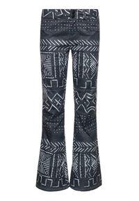 Szare spodnie sportowe DC snowboardowe