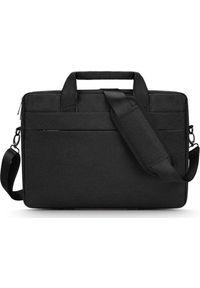 Czarna torba na laptopa TECH-PROTECT