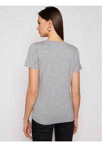 DKNY T-Shirt P0JWTDNA Szary Regular Fit. Kolor: szary