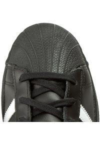 Czarne sneakersy Adidas na lato, do koszykówki, Adidas Superstar