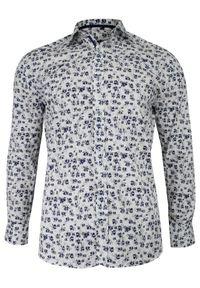 Elegancka koszula Grzegorz Moda Męska do pracy, z długim rękawem