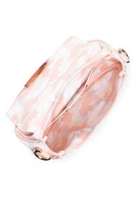 Różowa listonoszka Furla skórzana