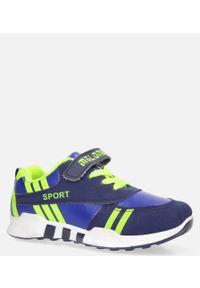 Casu - granatowe buty sportowe casu 20x1/m. Kolor: niebieski