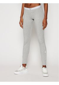 Emporio Armani Underwear Legginsy 164162 1P227 00948 Szary Slim Fit. Kolor: szary
