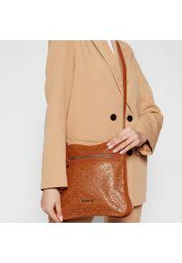 Refresh - Torebka REFRESH - 83370 Camel. Kolor: brązowy. Materiał: skórzane. Styl: elegancki, casual #6