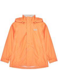 Pomarańczowa kurtka przeciwdeszczowa Helly Hansen