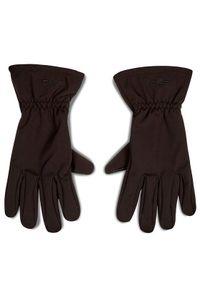 Czarne rękawiczki sportowe CMP narciarskie