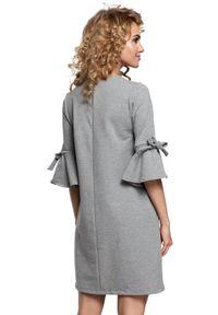 Sukienka MOE mini, trapezowa