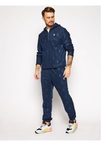 Niebieskie spodnie dresowe Fila