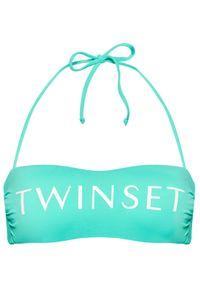 Zielone bikini TwinSet