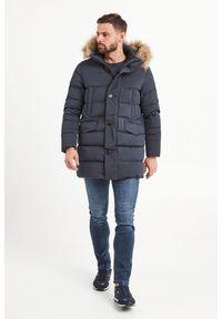Płaszcz Hetrego na zimę