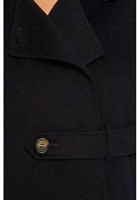 Niebieski płaszcz Sportmax Code na co dzień, klasyczny, bez kaptura #6