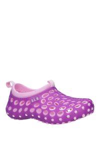 Casu - fioletowe buty do wody casu 748. Kolor: różowy, wielokolorowy, fioletowy