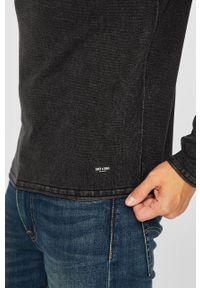 Only & Sons - Sweter. Okazja: na co dzień. Kolor: czarny. Materiał: dzianina. Wzór: gładki. Styl: casual #3