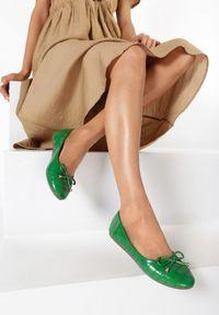Zielone baleriny Born2be