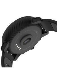 Czarny zegarek Xiaomi smartwatch, casualowy