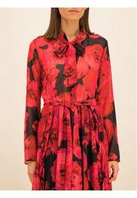 Czerwona sukienka wieczorowa Babylon
