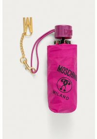 MOSCHINO - Moschino - Parasol. Kolor: różowy