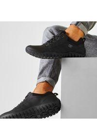 CATerpillar - Sneakersy CATERPILLAR - Instruct P722309 Black. Kolor: czarny. Materiał: skóra, nubuk, materiał. Szerokość cholewki: normalna
