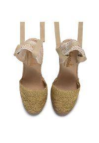 Sandały Vidorreta na koturnie #6