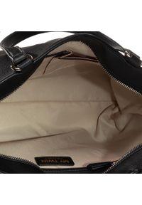 Czarna torebka klasyczna My Twin klasyczna