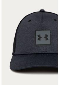 Szara czapka z daszkiem Under Armour
