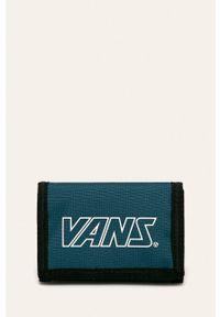 Niebieski portfel Vans