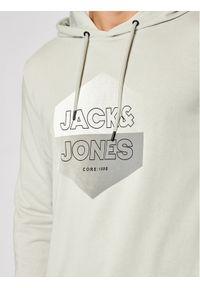 Jack & Jones - Jack&Jones Bluza Fading 12191999 Szary Regular Fit. Kolor: szary