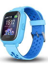 Smartwatch CALMEAN Nemo2 Niebieski. Rodzaj zegarka: smartwatch. Kolor: niebieski