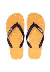 Jack & Jones - Japonki JACK&JONES - Jfwbasic 12184290 Saffron. Kolor: czarny