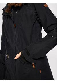 Czarna kurtka sportowa Roxy narciarska