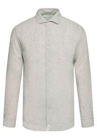 Baldessarini Koszula Henry B3 10000/000/3030 Szary Tailored Fit. Kolor: szary #2