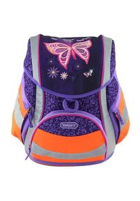 Plecak Target w kolorowe wzory
