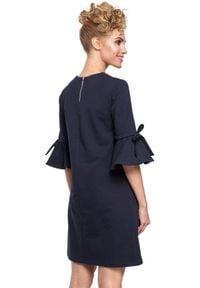 Sukienka MOE trapezowa, mini
