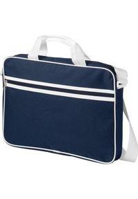 Niebieska torba na laptopa Upominkarnia