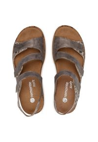 Beżowe sandały Remonte